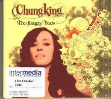 (DH143) Chung King, The Hungry Years - 2004 DJ CD