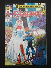 Excalibur #7 NM- 1988  High Grade Marvel Comic X-Men