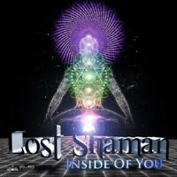 LOST SHAMAN - INSIDE OF YOU  CD NEW!
