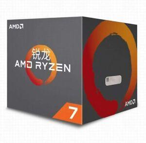 AMD Ryzen 7 2700 3.2 GHz Eight-Core Sinteen-Thread CPU Processor