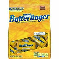 Butterfinger Fun Size Stand Up Bag