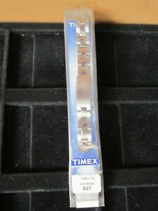 Genuine Timex Stainless Steel Expansion Long-(8-12mm) Interchangeable Watch Band