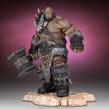 Gentle Giant Warcraft Statues 1/6 Scale Warcraft Movie Ogrim Statue Figure 2017
