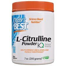 Doctor's Best L-citrulline Non-gmo Vegan Gluten Soy 200g