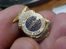 International Paper Mill Sulphite Pulp Workers Trade Union Fraternal Pin  (14C1)