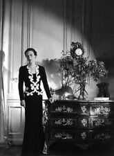 Wallis Simpson UNSIGNED photograph - L4059 - In 1937 - NEW IMAGE!!!!