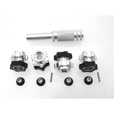 Hot Racing SCT117X01 Team Associated SC10 2WD Aluminum 17mm Hex Hub Adapters