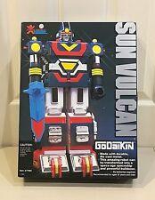 Sun Vulcan Godaikin 1982 Bandai DX Popy GB-32  Robot Figure Toy Opened Unused