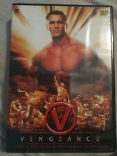 WWE Vengeance 2004 DVD
