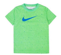 Nike Boy's Youth Tee Athletic Cut Polyester Shirt - 4,5