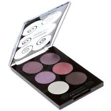 Palette Maquillage - 6 Fards Ombres à Paupières Tons Violets