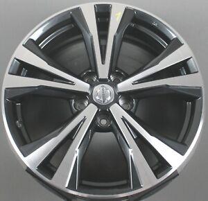 1x Nissan Qashqai 17 Zoll Alufelge 7Jx17 ET40 J11 HV03BMB94 (1)