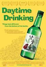DAYTIME DRINKING Movie POSTER 27x40 Kang-hee Kim Sam-dong Song Sang-yeop Yuk