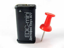 Guinnes Record!! Most Small Voice Recorder Edic-mini Tiny+ A77 150Hr 4GB SPY BUG