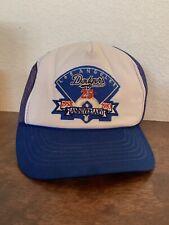 Los Angeles Dodgers 25th Anniversary 1983 Trucker Hat Cap Snapback Mesh