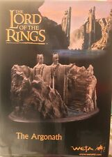 Sideshow Weta The Argonath (Lord of the Rings) AS NEW