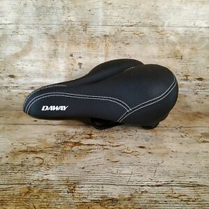 DAWAY C99 Red Light Saddle Seat Only No Fixings with 3 Light Modes bike lights