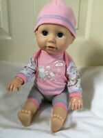 zapf creation baby annabell baby dolls