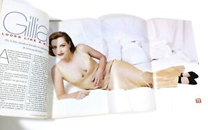 TV Guide July 6 1996 X-Files Gillian Anderson Centerfold! No Sticker NJ Edition!