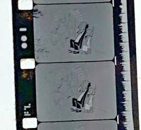 16mm Advertising Film Reel - Consumer Drug Corp TIREND Wallflower #1 (C25)