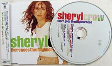SHERYL CROW CD There Goes The Neighbourhood JAPANESE PROMO Inc. LIVE MINT