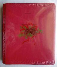 Creative Memories Scrapbooking Albums Red