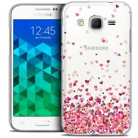 Coque Crystal Pour Samsung Galaxy Core Prime (G360) Extra Fine Rigide Sweetie He