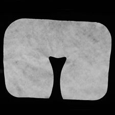 100 Disposable Headrest Pillow Covers Salon Massage Covers/Headrest Covers For