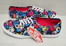Vans Women's Authentic Lo Pro Jewel Black True White VN-0T9N8NP Size: 8