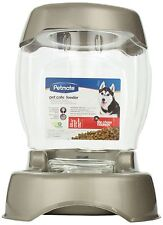 Automatic Pet Feeder Food Dispenser Large Slow Bowl Dog Cat Auto Feed Dish NEW