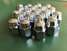 Set Of 20 New Concours Ford Falcon XR XT GT Wheel Nuts For Factory GT Hubcaps