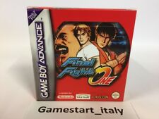 FINAL FIGHT ONE - CAPCOM NINTENDO GAME BOY ADVANCE GBA  NEW NUOVO
