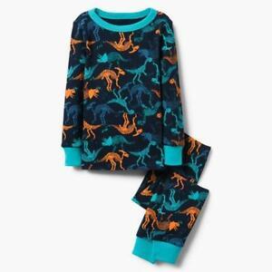 NWT Gymboree Boys Gymmies Pajama set Dinosaur Dino many sizes