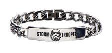 Star Wars Stormtrooper ID Curb Chain Stainless Steel Bracelet