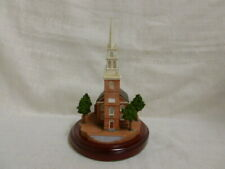 Harbour Lights Old North Church Boston Massachusetts Lighthouse Lights Up #906