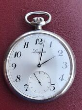 pocket watch longines 1930 Perfect Condition Working