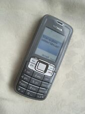 FULLY WORKING Vintage MOBILE PHONE by NOKIA Model C3-01 Complete MODEL RM-776