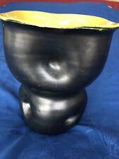 Magnifique vase en céramique d'Henry Cimal DLG d'Elchinger.