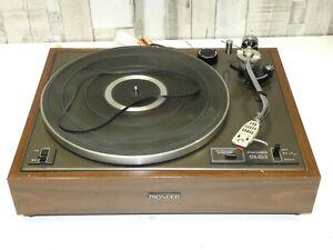 Pioneer PL-12D Vintage Record Vinyl Player Turntable + Tonearm & Cartridge