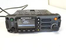 MOTOROLA APX 1500 UHF R2 DIGITAL RADIO M36SSS9PW1AN