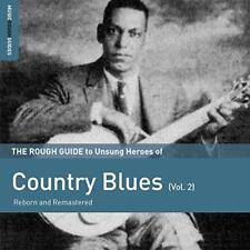 The Rough Guide To Unsung Heroes Of Country Blues (Vol.2) - Various (NEW CD)