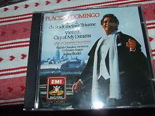 PLACIDO DOMINGO Wien, du Stadt meiner Träume (Vienna, City of My Dreams) CD