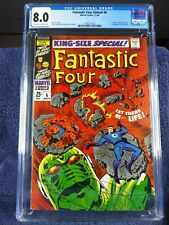 Fantastic Four Annual #6, CGC 8.0, first appearance of Annihilus