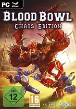 Blood Bowl: Chaos Edition - STEAM KEY - Code - Download - Digital - PC