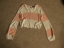 Linen Blend Scoop Neck Striped Tops & Shirts for Women