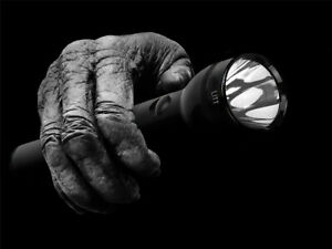 LITT Maglite Flashlight Gorilla Lens Ultra-Clear Glass Upgrade - C & D Model