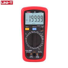 UNI-T UT39E+ True RMS Digital Multimeter Auto Range NCV Ohm Cap Temp Freq Tester