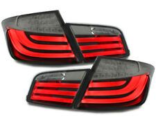 FULLY SMOKED CLEAR LED REAR TAILLIGHT FOR BMW F10 5-SERIES