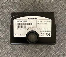 LMO14.111B2 Gasfeuerungsautomat Siemens