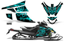 Arctic Cat F-Series Z1 Turbo Decal Graphics Kit Sled Snowmobile Wrap 06-12 HVC M